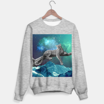 Thumbnail image of Lethargic Leopard Sweater regular, Live Heroes