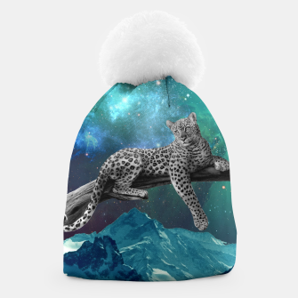 Thumbnail image of Lethargic Leopard Beanie, Live Heroes