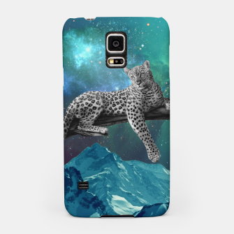 Thumbnail image of Lethargic Leopard Samsung Case, Live Heroes