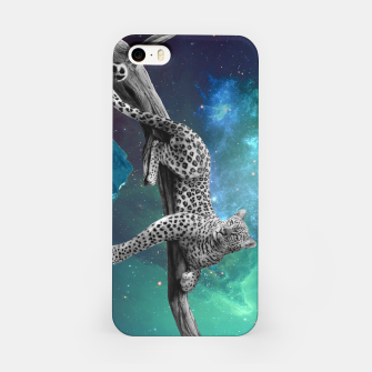 Thumbnail image of Lethargic Leopard iPhone Case, Live Heroes