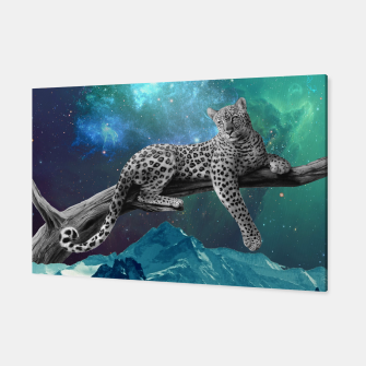 Thumbnail image of Lethargic Leopard Canvas, Live Heroes