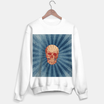Retro Skull Sweater regular thumbnail image