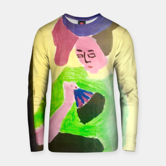 Thumbnail image of Lady Cotton sweater, Live Heroes