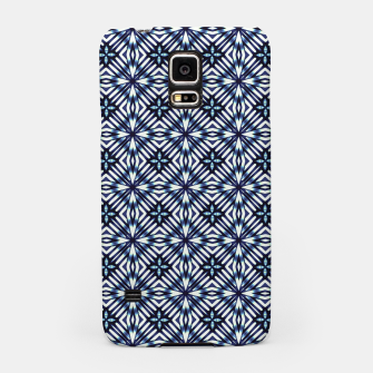 Thumbnail image of Modern Checked Pattern Samsung Case, Live Heroes