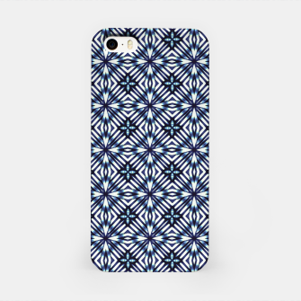 Imagen en miniatura de Modern Checked Pattern iPhone Case, Live Heroes