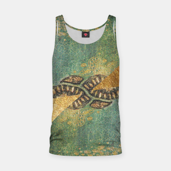 Gold Green Tank Top thumbnail image