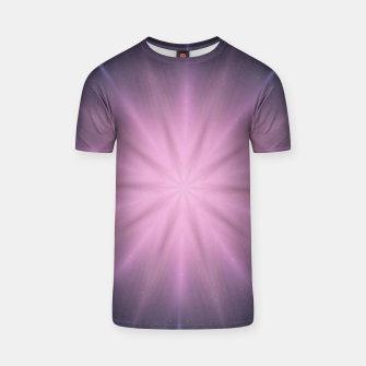 Thumbnail image of Wormhole star T-shirt, Live Heroes