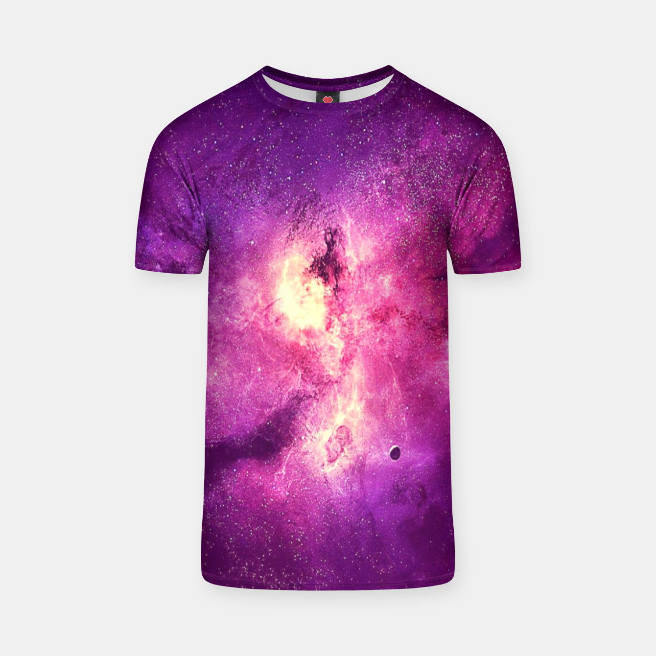 Image of Galaxia  T-shirt - Live Heroes