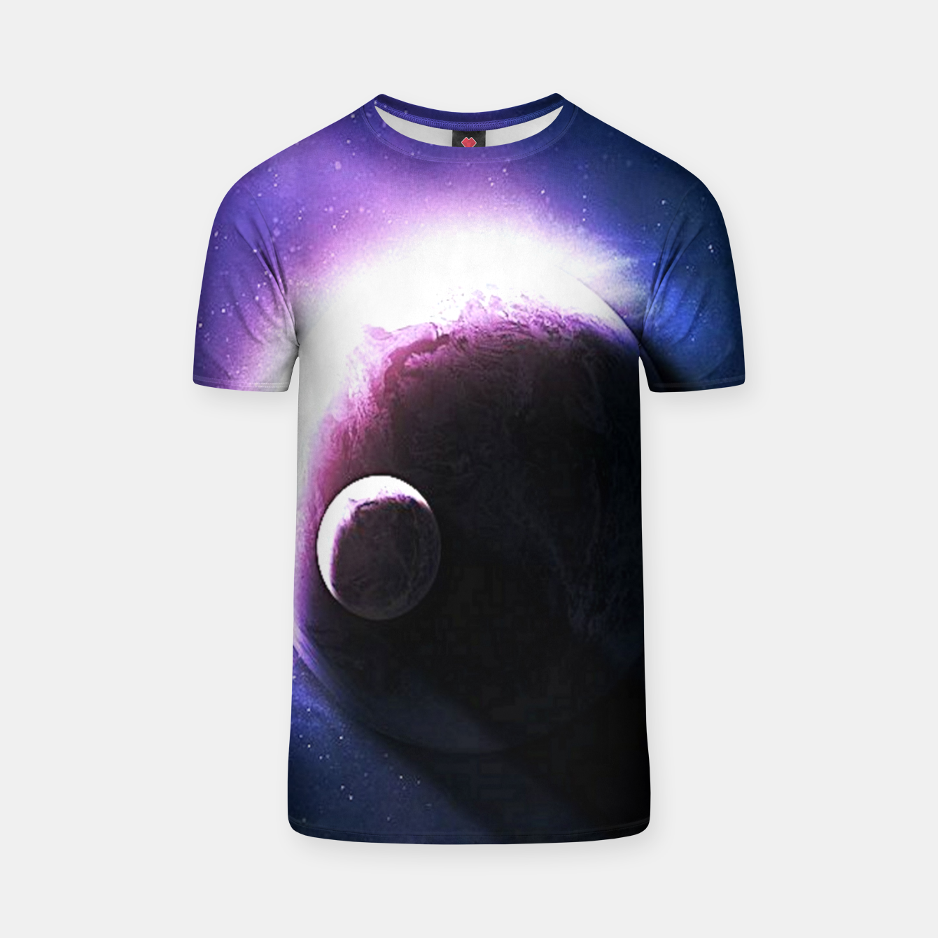 Image of Galaxie T-shirt - Live Heroes