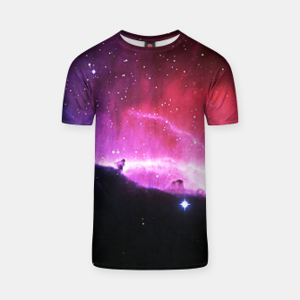 Thumbnail image of Nebulae T-shirt, Live Heroes