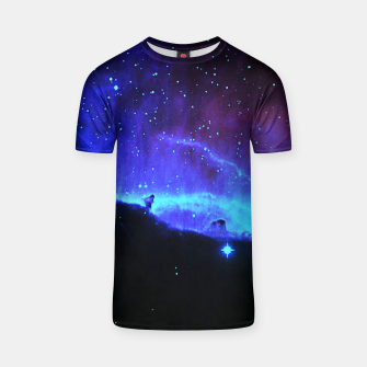Thumbnail image of Nebulae 2 T-shirt, Live Heroes