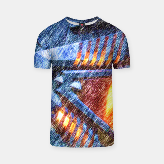 Thumbnail image of Chevron T-shirt, Live Heroes