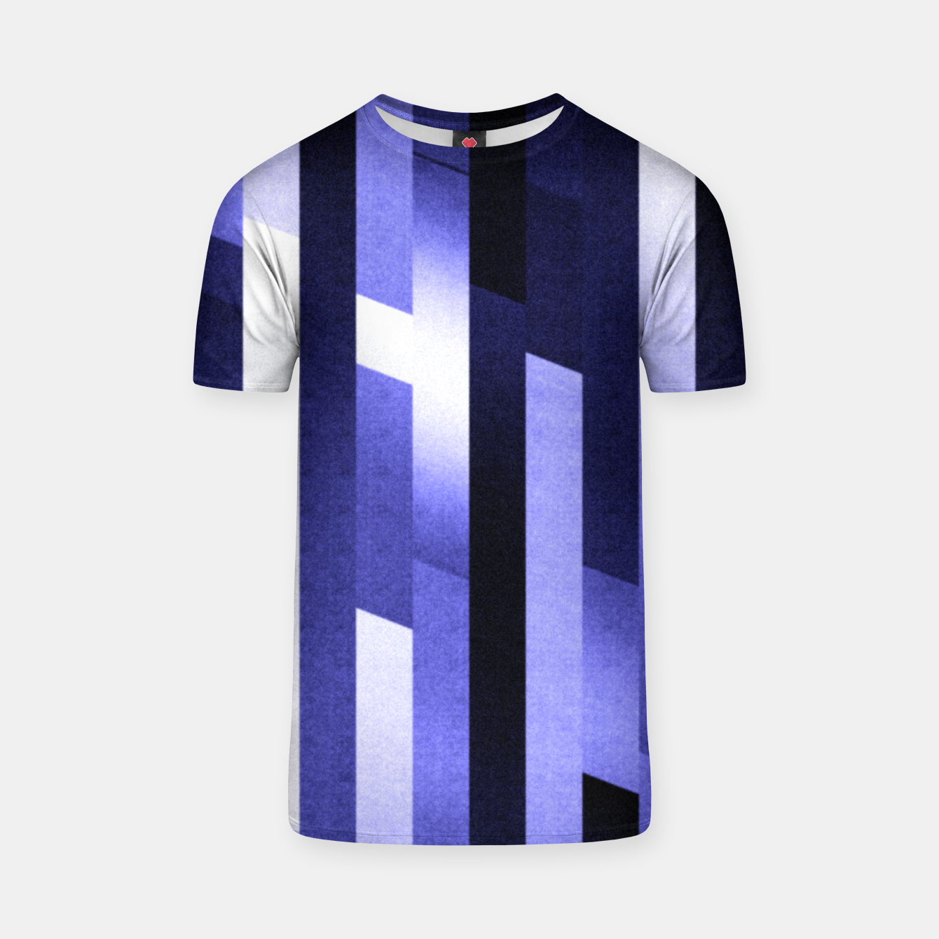 Image of Pattern 3  T-shirt - Live Heroes