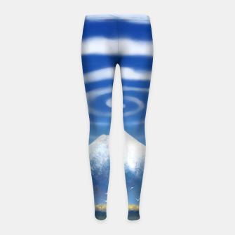 Miniaturka Summit Girl's leggings, Live Heroes