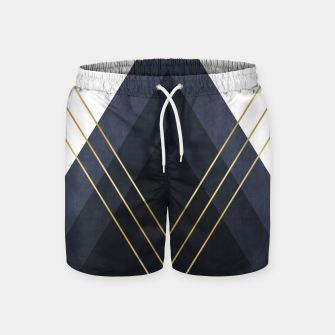 Miniaturka Modern Fashion Bands I Swim Shorts, Live Heroes