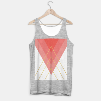 Miniaturka Modern Fashion Bands Tank Top regular, Live Heroes