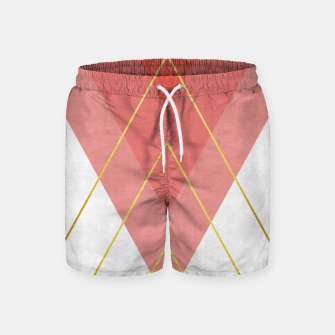 Miniaturka Modern Fashion Bands Swim Shorts, Live Heroes