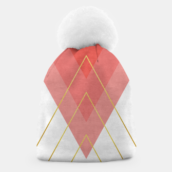 Thumbnail image of Modern Fashion Bands Beanie, Live Heroes