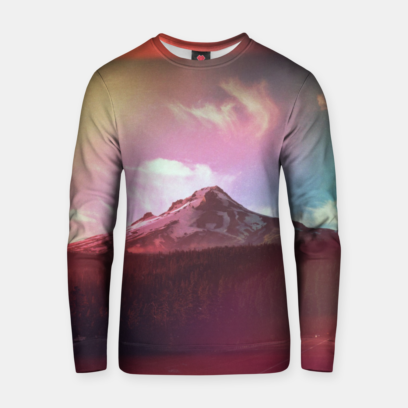 Image of the Climb Cotton sweater - Live Heroes
