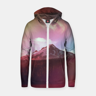 the Climb Cotton zip up hoodie thumbnail image