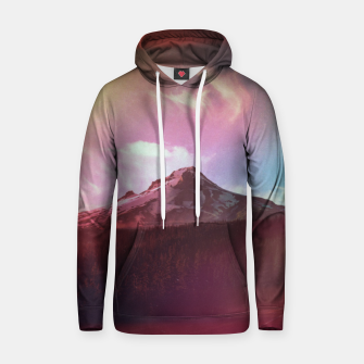 Thumbnail image of the Climb Cotton hoodie, Live Heroes