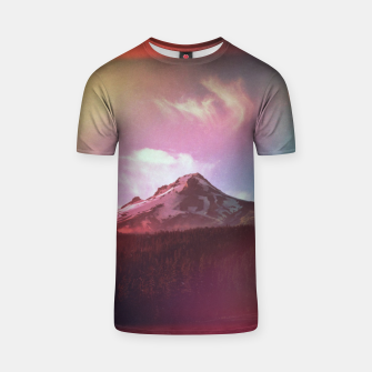 Thumbnail image of the Climb T-shirt, Live Heroes