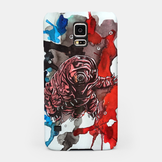 Thumbnail image of Tsundere Tardigrade Samsung Case, Live Heroes