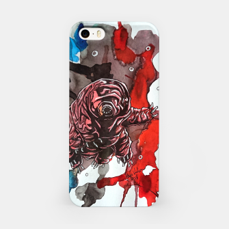 Thumbnail image of Tsundere Tardigrade iPhone Case, Live Heroes