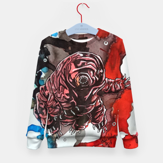 Thumbnail image of Tsundere Tardigrade Kid's sweater, Live Heroes