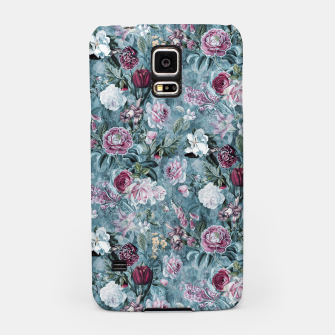 Thumbnail image of Botanical Garden Blue Samsung Case, Live Heroes