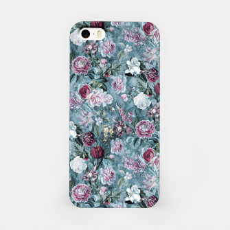 Thumbnail image of Botanical Garden Blue iPhone Case, Live Heroes