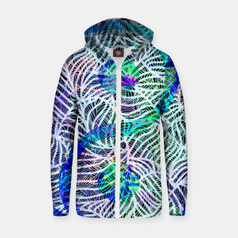 j&j Cotton zip up hoodie thumbnail image