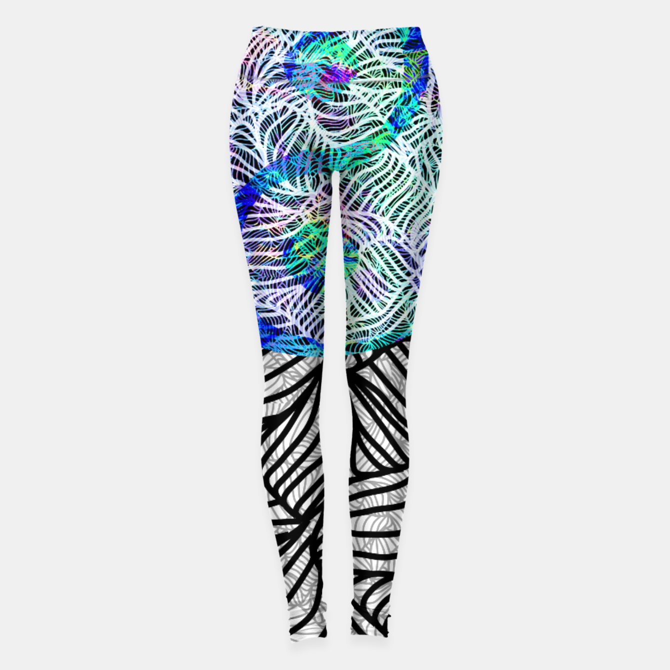 Image of j&j Leggings - Live Heroes