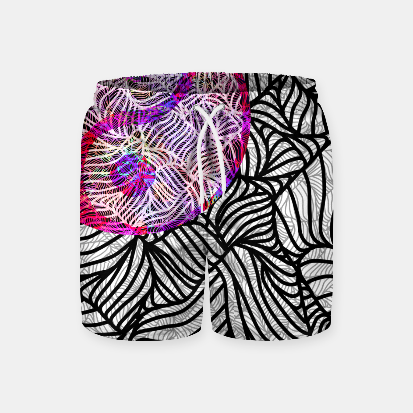 Image of j&j Swim Shorts - Live Heroes