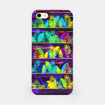 Miniatur Tropical XIII iPhone Case, Live Heroes