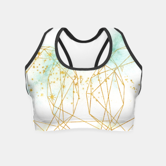 Thumbnail image of Geometric Crop Top, Live Heroes