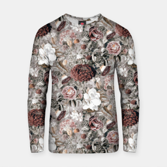 Thumbnail image of Botanical Garden II Cotton sweater, Live Heroes