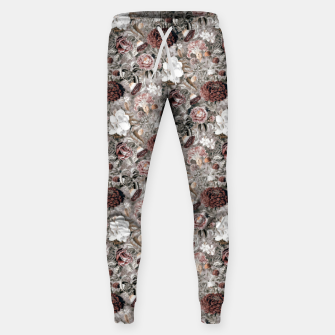 Thumbnail image of Botanical Garden II Cotton sweatpants, Live Heroes