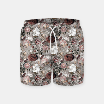 Thumbnail image of Botanical Garden II Swim Shorts, Live Heroes