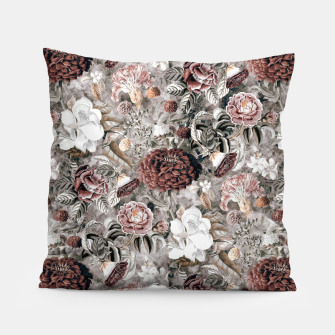Thumbnail image of Botanical Garden II Pillow, Live Heroes