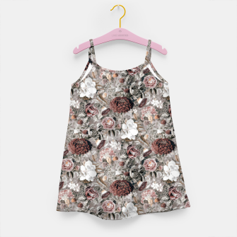 Thumbnail image of Botanical Garden II Girl's dress, Live Heroes