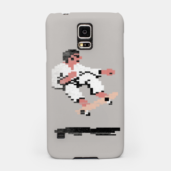 Thumbnail image of BLACK BELT SK8 Samsung Case, Live Heroes