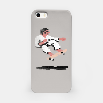 Thumbnail image of BLACK BELT SK8 iPhone Case, Live Heroes