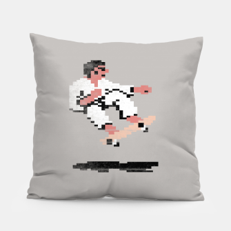 Thumbnail image of BLACK BELT SK8 Pillow, Live Heroes