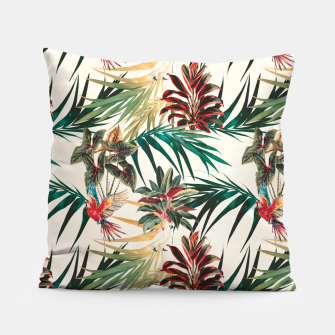 Thumbnail image of Plants and tropical birds Almohada, Live Heroes