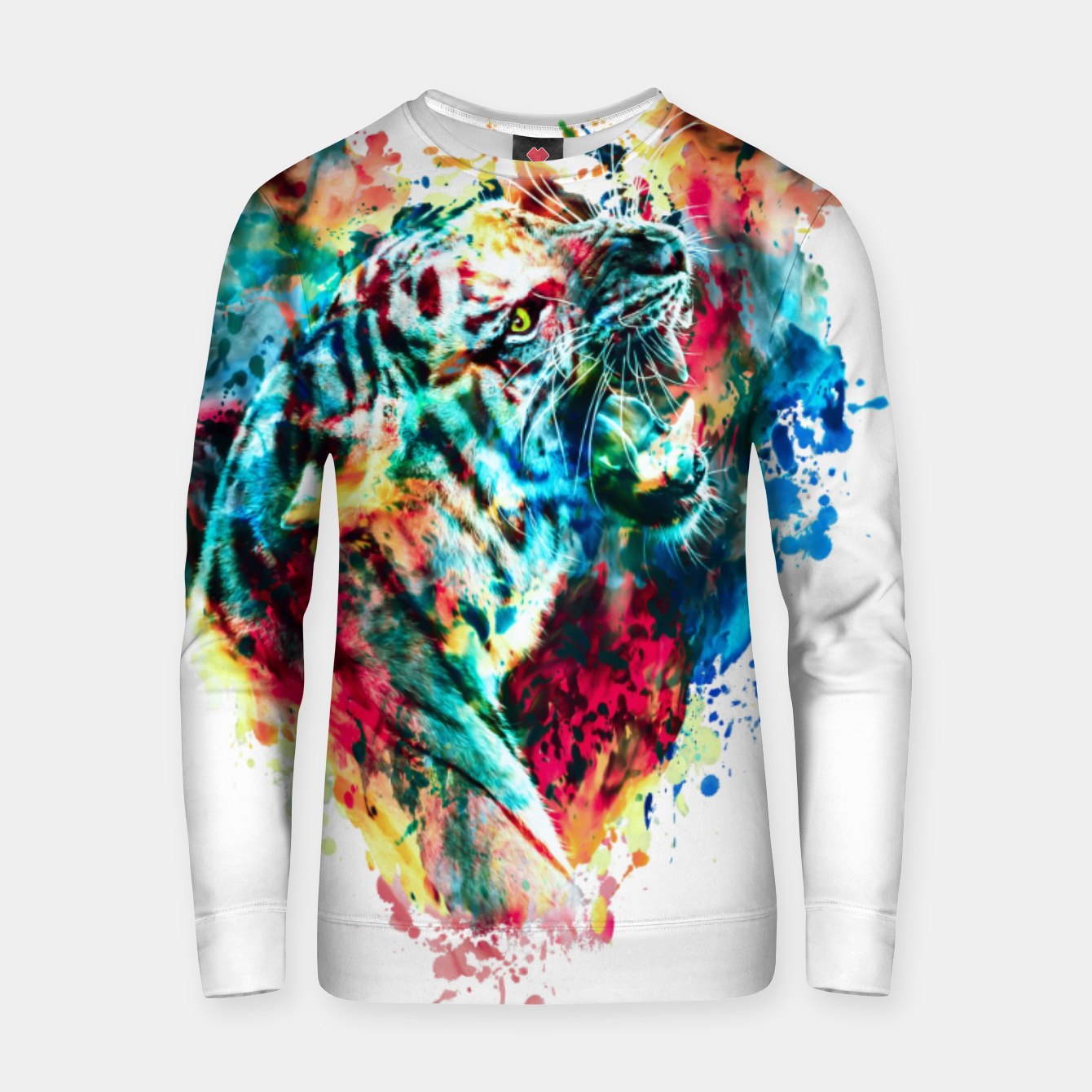 Image of Tiger Cotton sweater - Live Heroes