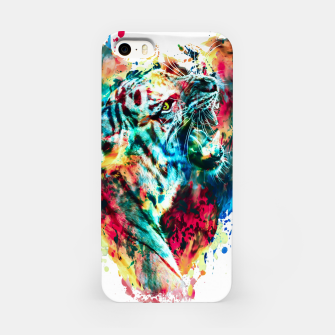 Thumbnail image of Tiger iPhone Case, Live Heroes
