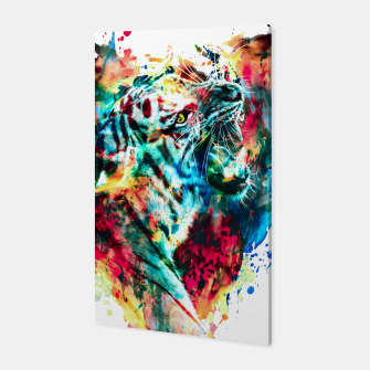 Miniature de image de Tiger Canvas, Live Heroes