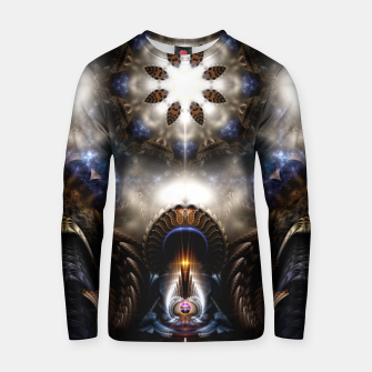 Thumbnail image of Star Dust Crypt Of Corland Fractal Art Cotton sweater, Live Heroes