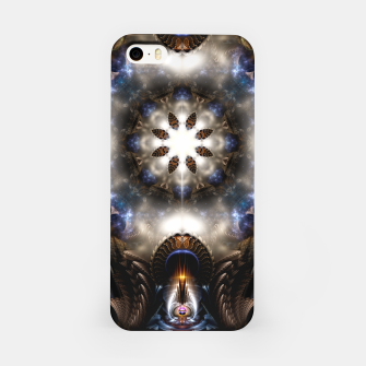 Thumbnail image of Star Dust Crypt Of Corland Fractal Art iPhone Case, Live Heroes
